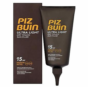 Piz Buin Ultra luz seco líquido Corp Fp15