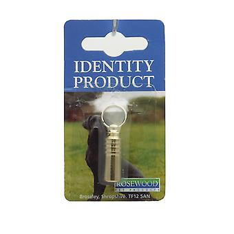 Gold Id Tubes (Pack of 6)