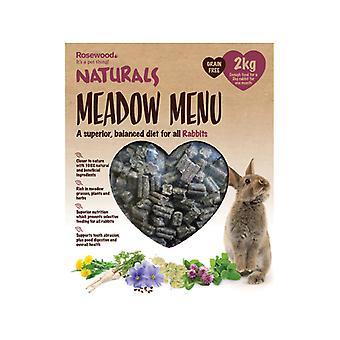 Naturals Wiese Menü Kaninchen 9kg