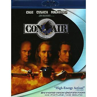 Con Air [BLU-RAY] USA importerer
