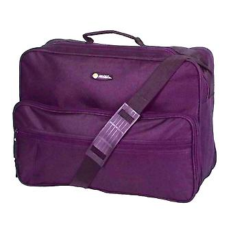 Hi-Tec Team Cabin Travel Bag, Purple