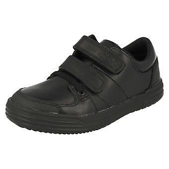 Boys Clarks Smart School Shoes Chad Racer