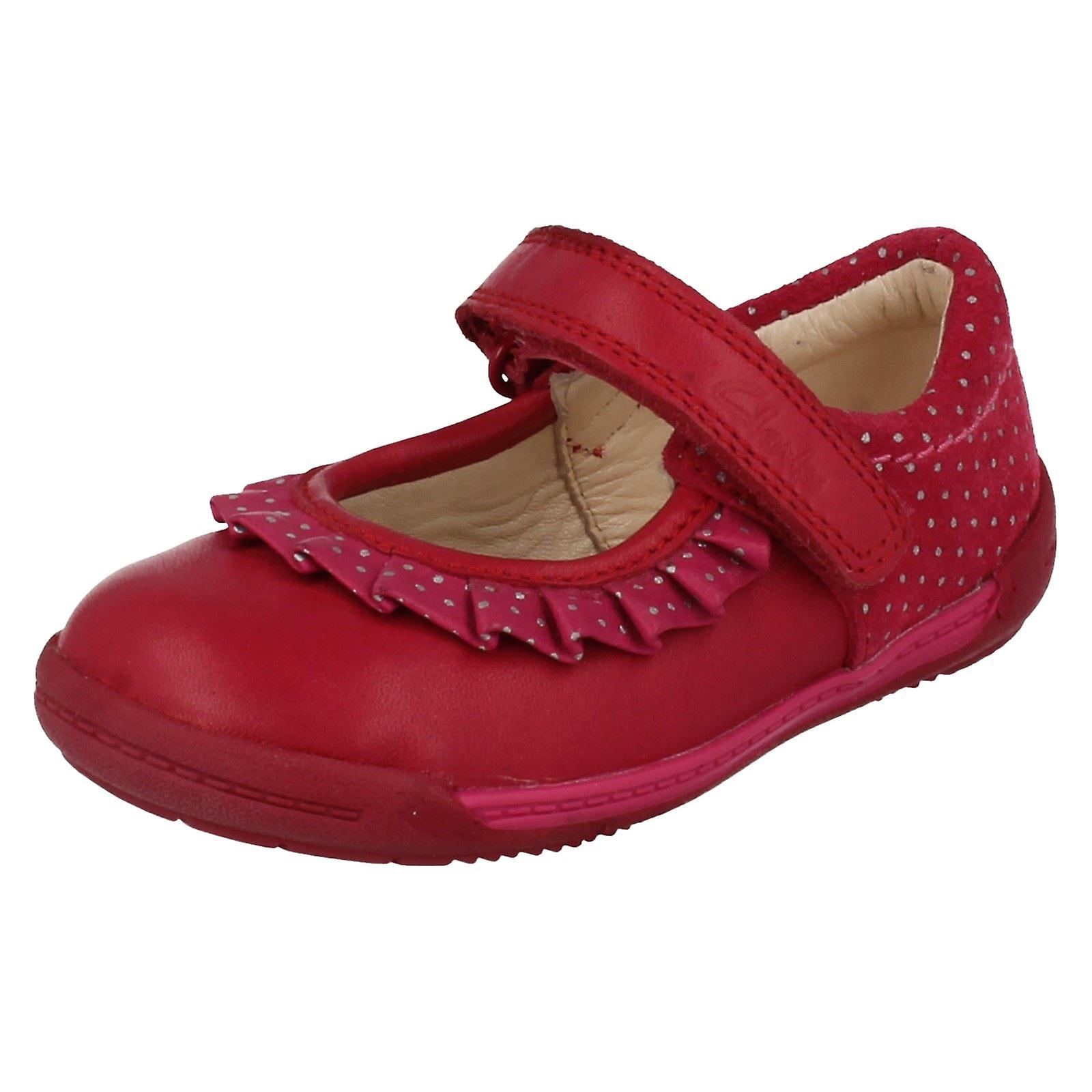Infant Girls Clarks First Walking Shoes Softly Stef
