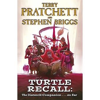 Turtle Recall: The Discworld Companion . . . So Far (Paperback) by Briggs Stephen Pratchett Terry