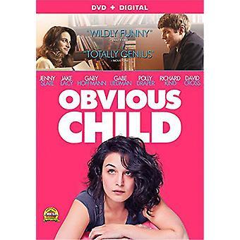 Importare ovvio bambino [DVD] Stati Uniti d'America