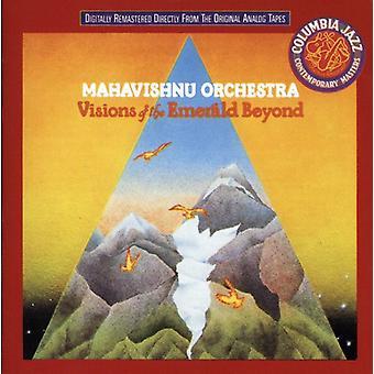Mahavishnu Orchestra - visioenen van de Emerald buiten [CD] USA import