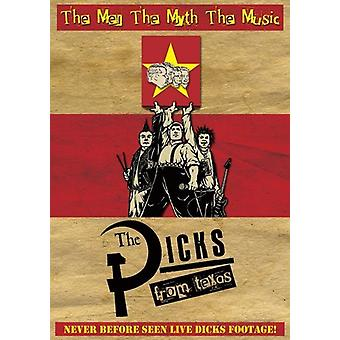 Dicks - Dicks-the Dicks From Texas [DVD] USA import