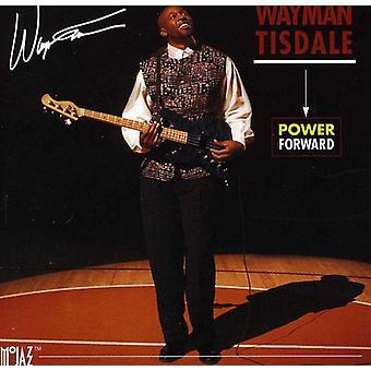 Wayman Tisdale - importazione di potenza in avanti [CD] Stati Uniti d'America
