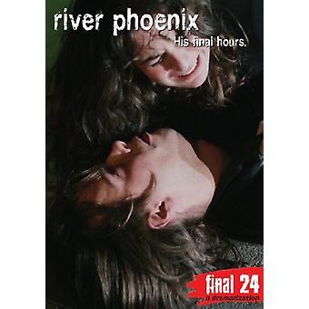 River Phoenix-Final 24: His Final Hours [DVD] USA import