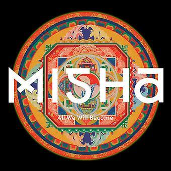 Misha - alle bliver vi [Vinyl] USA importerer