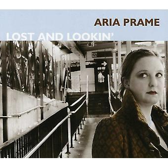 ARIA Prame - tabte & Lookin ' [CD] USA importerer