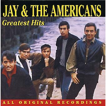 Jay & the Americans - Greatest Hits [CD] USA import