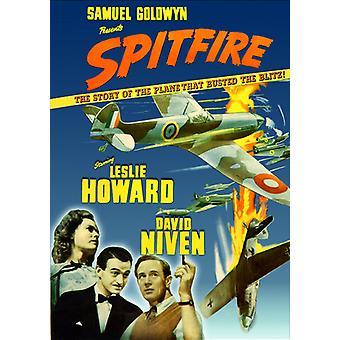 Spitfire (1942) [DVD] USA import