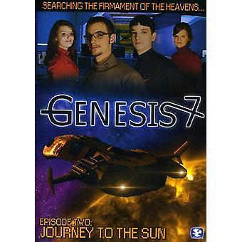 Genesis 7: Episode 2-rejsen til Solens [DVD] USA importerer