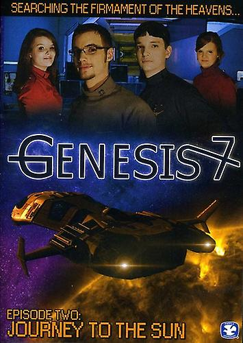 Genesis 7: Episode 2-Journey to the Sun [DVD] USA import