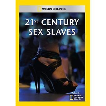 2000-talets sexslavar [DVD] USA import
