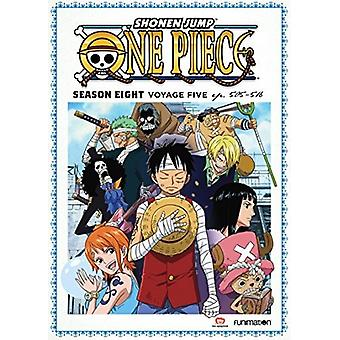 One Piece - Season Eight: Voyage Five [DVD] USA import