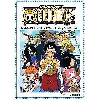 One Piece - temporada 8: Importación de Estados Unidos cinco de viaje [DVD]