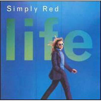 Simply Red - liv [CD] USA importerer