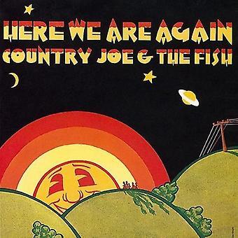 Landet Joe & fisken - her vi er igjen [DVD] USA import