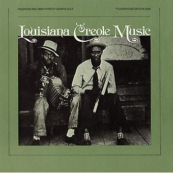 Louisiana Creole Music - Louisiana Creole Music [CD] USA import