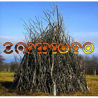 Zammuto - Zammuto [CD] USA import