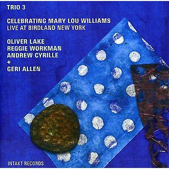 Geri Allen - Trio 3 + Geri Allen-Live på Birdland [CD] USA import