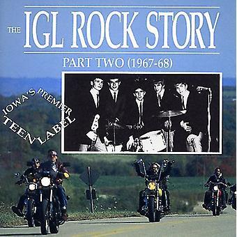 IGL Rock historie - Vol. 2-Igl Rock historie 1967-68 [CD] USA import
