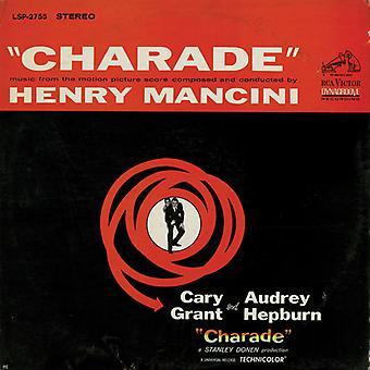 Henry Mancini - Charade [CD] USA import