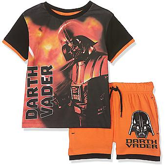 Boys Star Wars 2 Piece Set Short Sleeve T-Shirt & Shorts