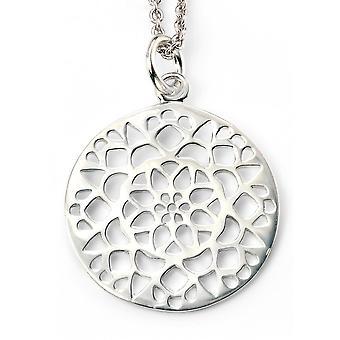 925 srebrny naszyjnik Trend