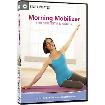 Morning Mobilizer for Strength & Agility [DVD] USA import
