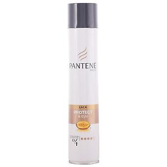 Pantene Laca Protect-Style F (Woman , Hair Care , Hairstyling , Hairspray)