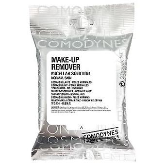 Comodynes Cleansing wipes 20 units P.Normal (Cosmetics , Facial , Facial cleansers)