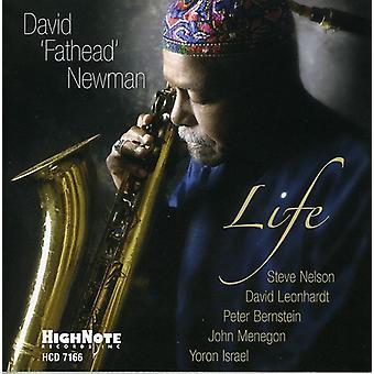 David Fathead Newman - Life [CD] USA import