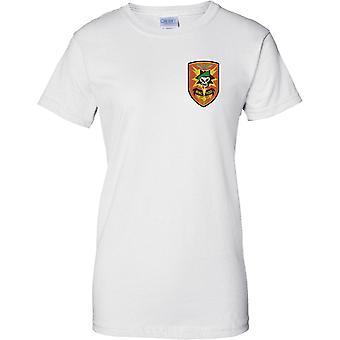 US MACV-SOG - Vietnamkrieg-Special-Forces - Damen Brust Design T-Shirt