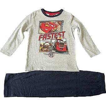 Disney Cars Boys Pyjamas Long Sleeve Set