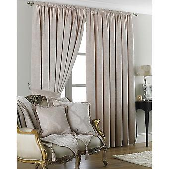 Riva Home Winchester Pencil Pleat Curtains