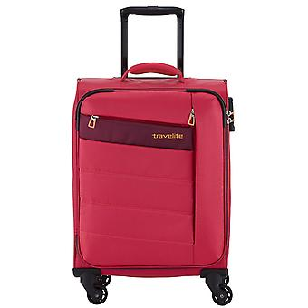 Travelite kite cabins 4-roller soft luggage trolley S 54 cm