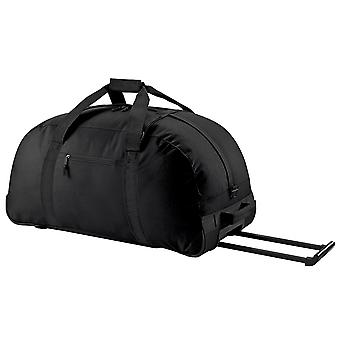 BagBase Classic Wheelie Holdall / Duffle Travel Bag