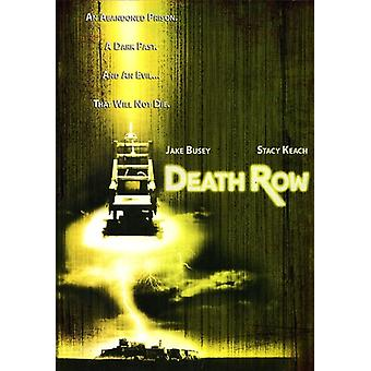 Death Row [DVD] USA import
