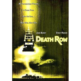 Death Row [DVD] USA import