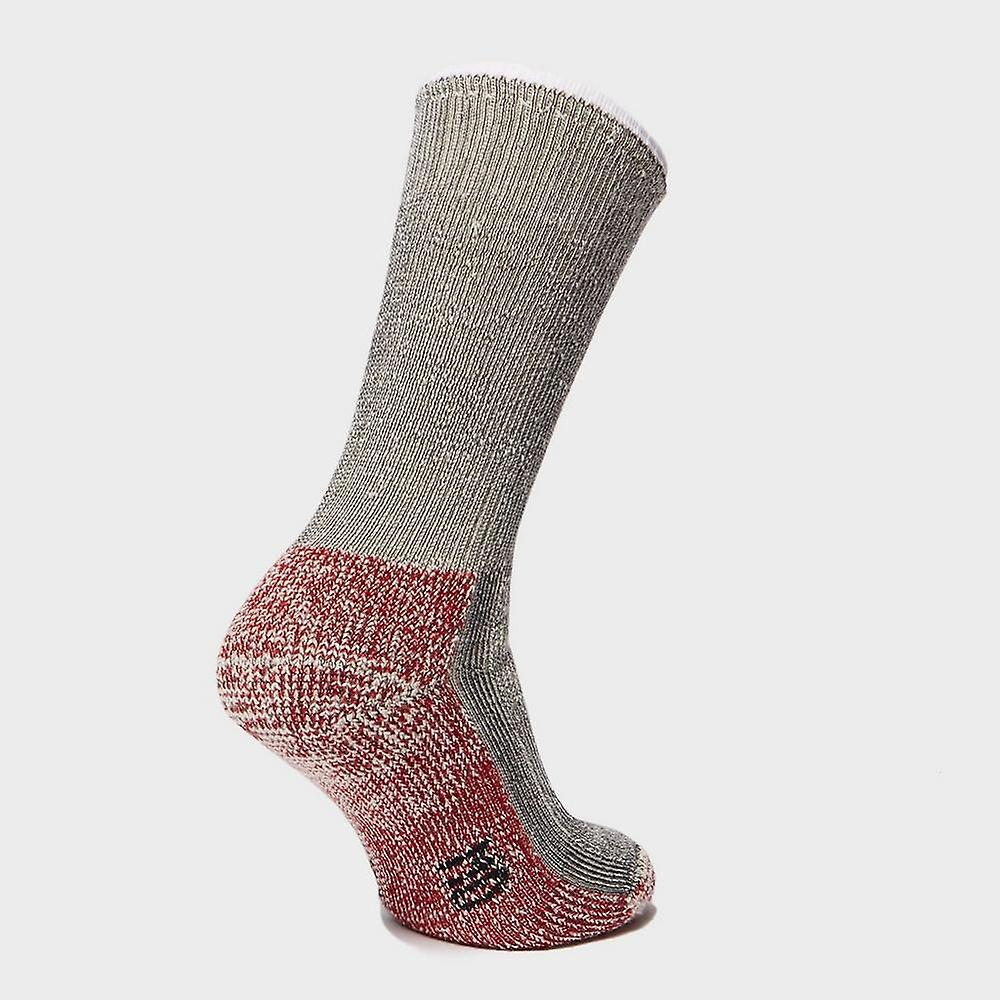 65af49dbb New Smartwool Men's Mountaineering Extra Heavy Crew Socks Grey