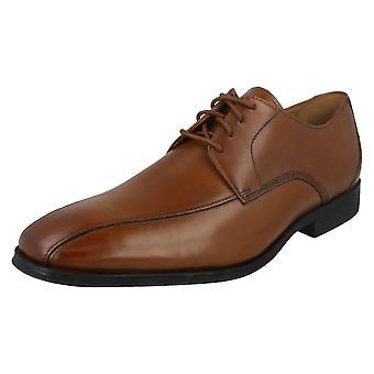 Mens Clarks формального обувь Гилман режим