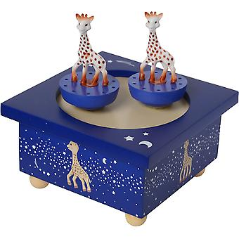 Sophie die Giraffe Milky Way Musik Spinnbox