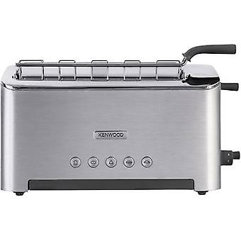 Long slot toaster bagel function, with manual temperature settings Kenwood Home Appliance