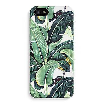 iPhone 5C completo stampa caso - Banana leaves
