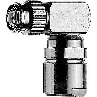 TNC connector Plug, right angle 50 Ω Telegärtner J01010B0023
