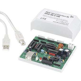 S88 USB high-speed interface Prefab component, with casing