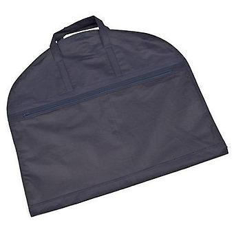 Caraselle Deluxe Navy Suit Carrier
